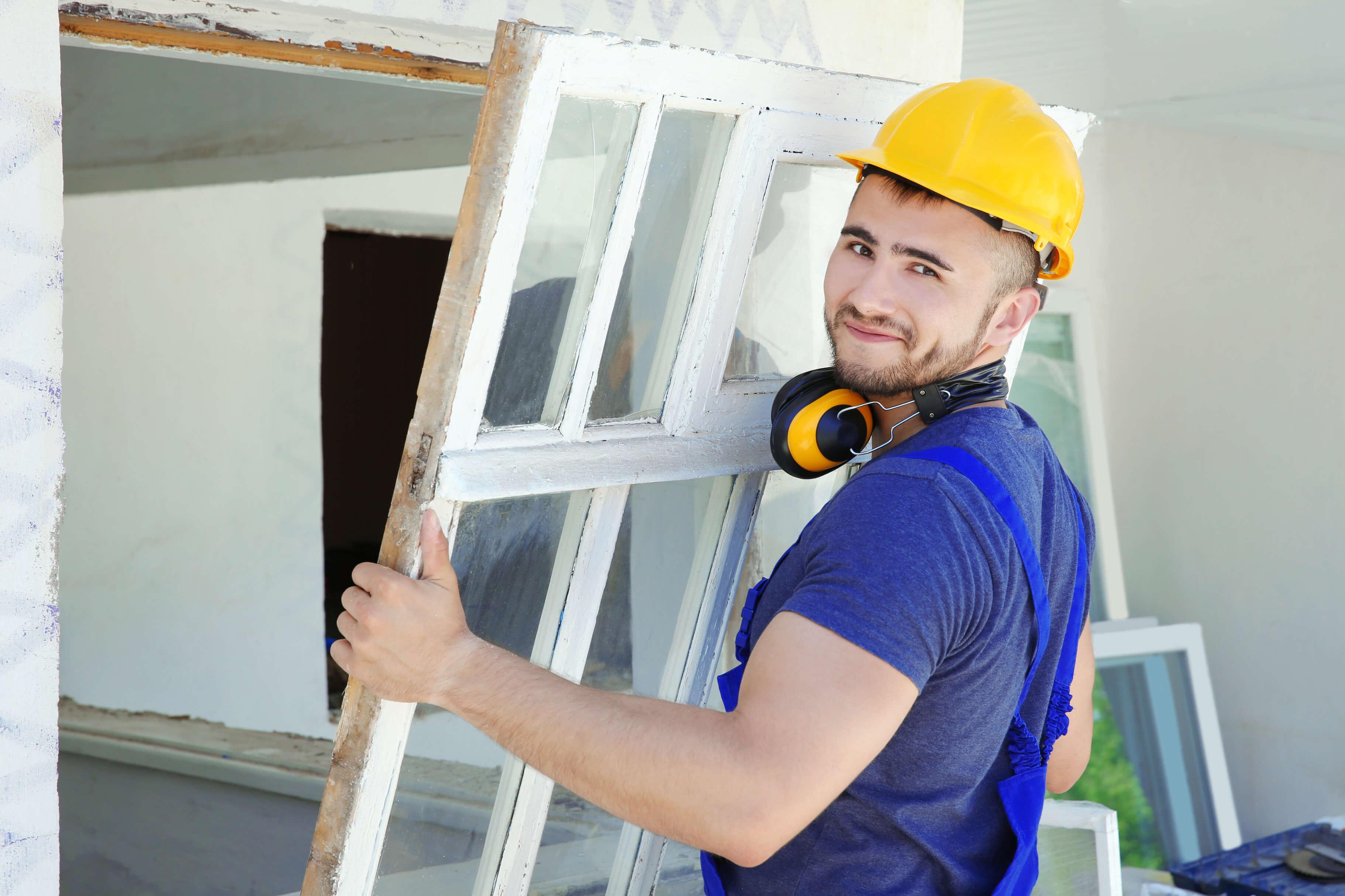 Vi är ett bygg- och renoveringsföretag