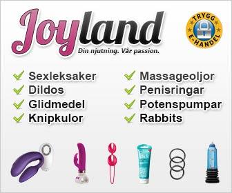 Annons från Joyland