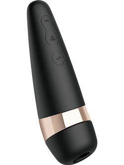 Satisfyer Pro 3 Vibe lufttrycksvibrator