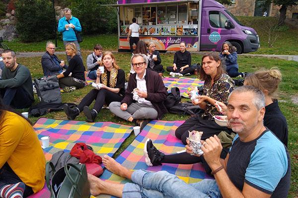 foodtruck catering stockholm
