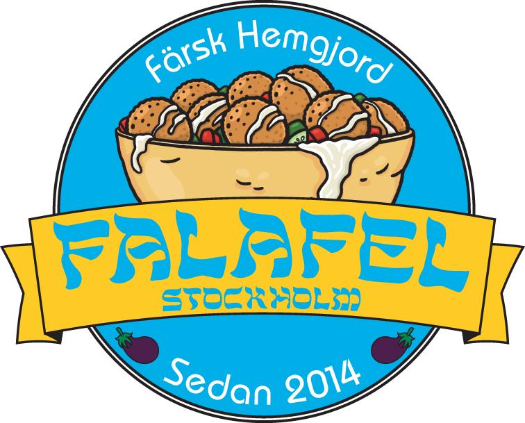 falafel Stockholm logo