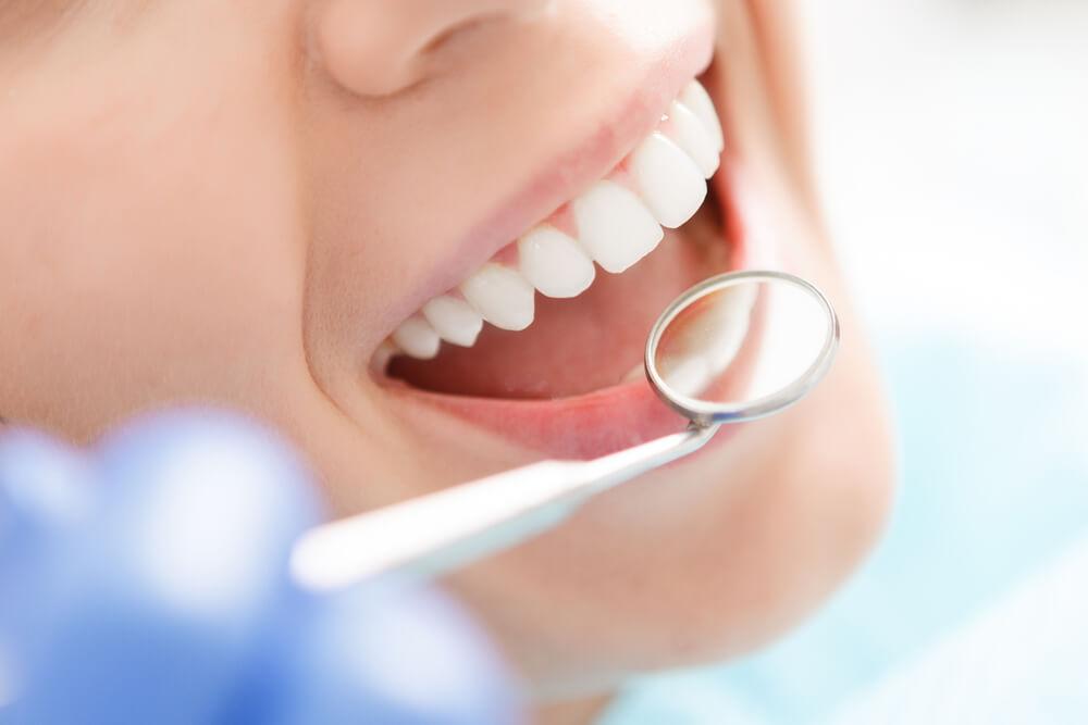 besök hos tandläkaren
