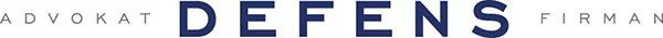 Advokatfirman Defens logotyp