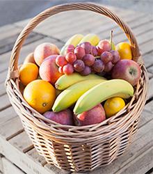 Fruktkorg Ystad