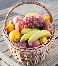 Fruktkorg Kristianstad