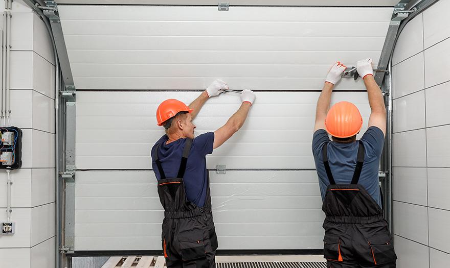 Anlita oss för garageportar i Karlstad