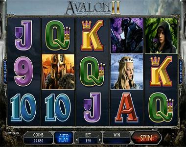 Avalon 2 Spielautomat