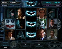 Batman The Dark Knight Spielautomat