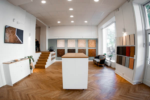 golvläggare göteborg showroom