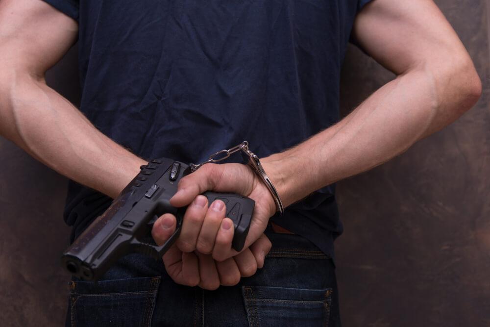 brottsling med vapen