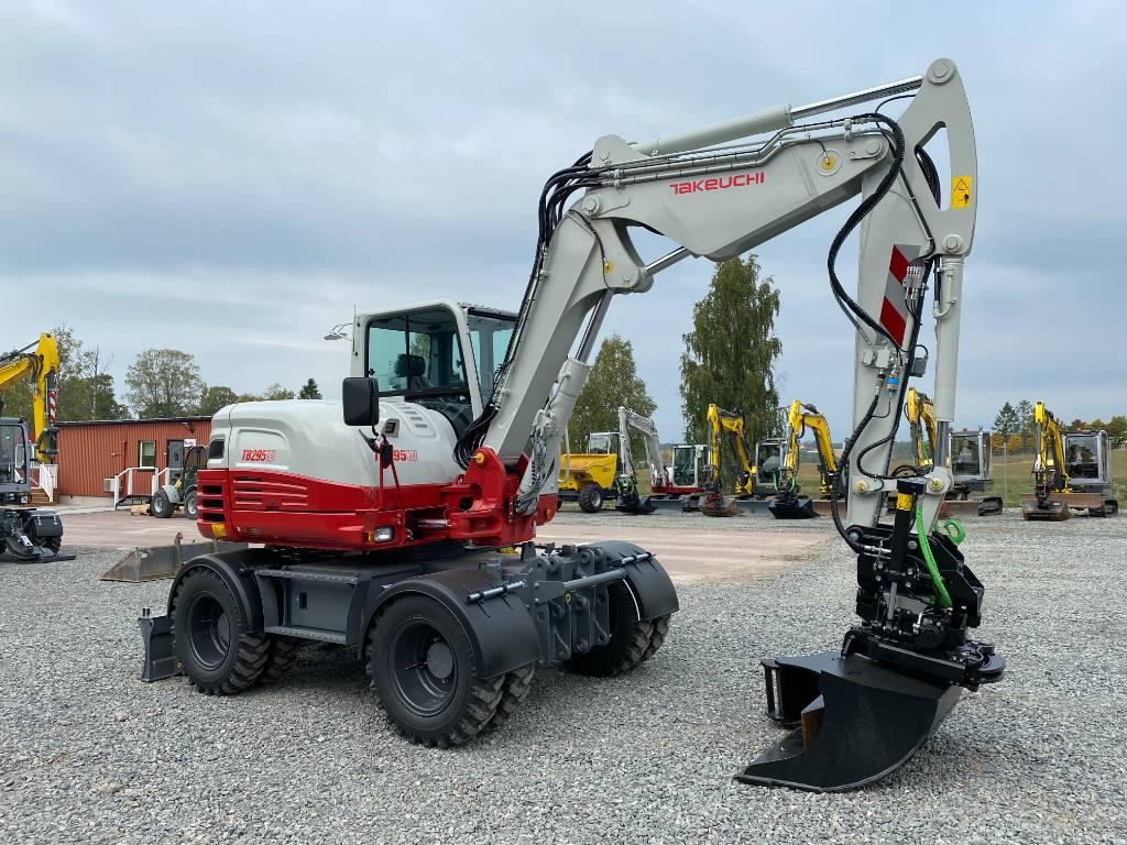 Vi säljer grävmaskin i Karlstad