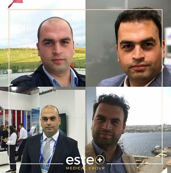 före och efter hårtransplantation