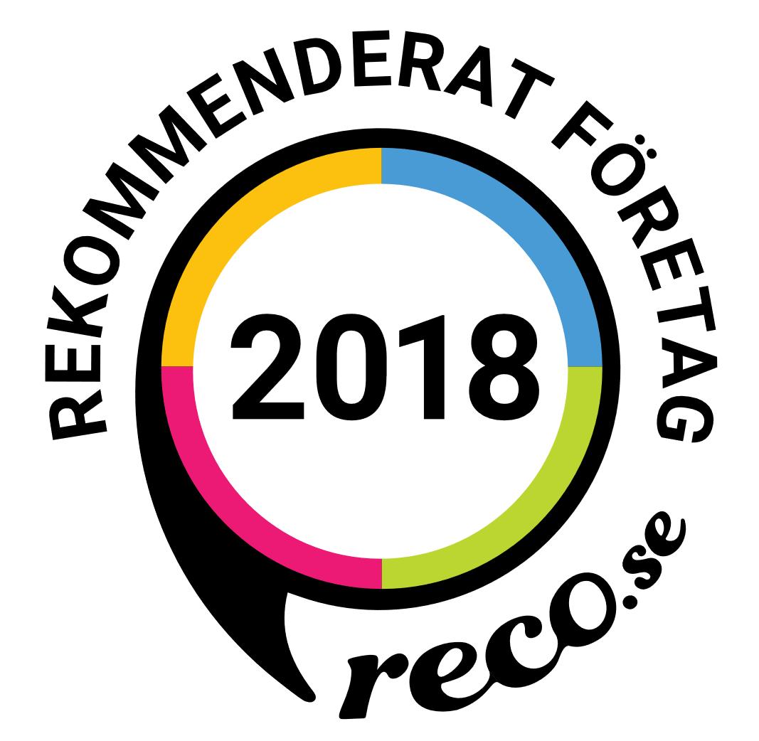 rekommenderat företag Reco
