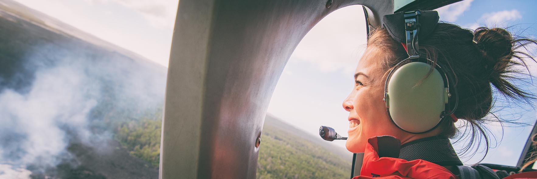 Hos oss kan du ta helikopterkörkort i Göteborg