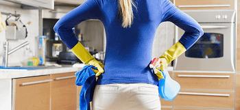 Städning av ditt hem