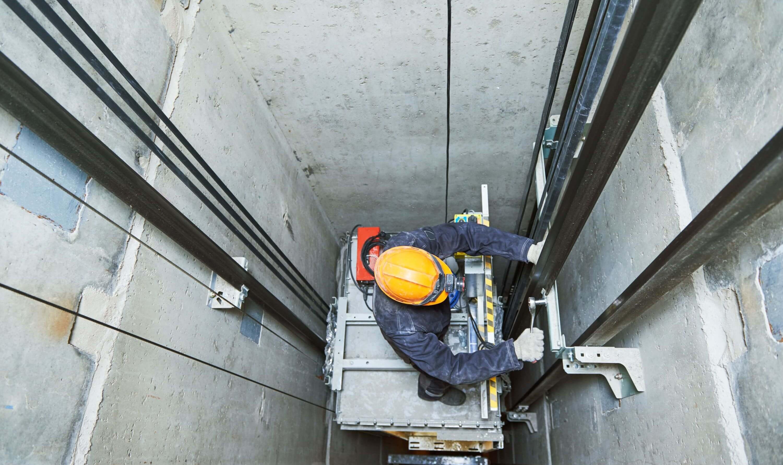 Vi moderniserar hissar i Sundsvall