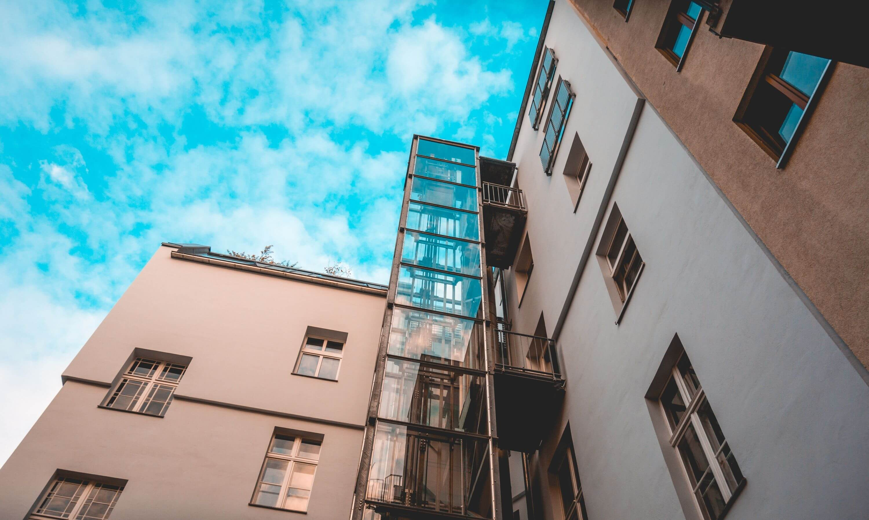 Så fina blir hissar som vi moderniserar i Sundsvall