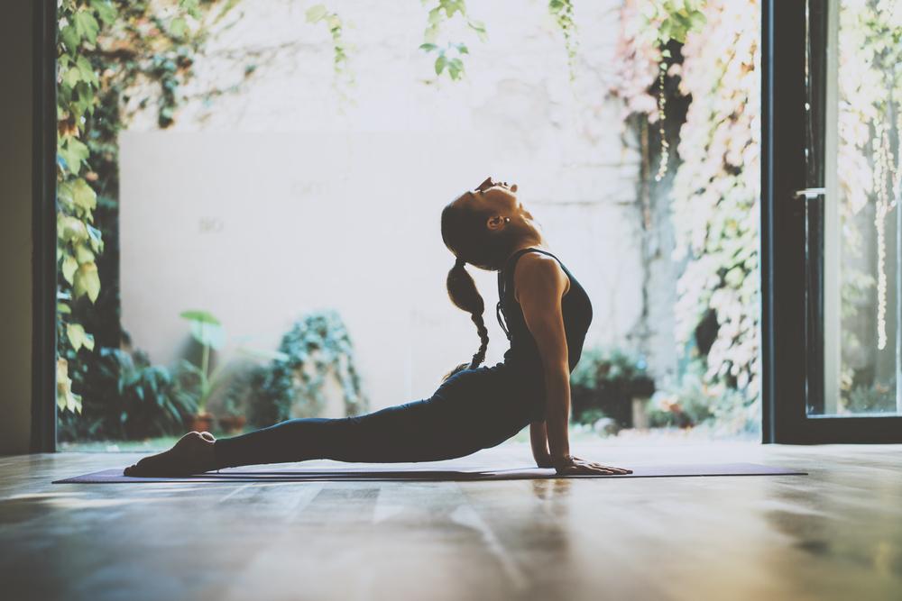 Prova på Yoga i Stockholm