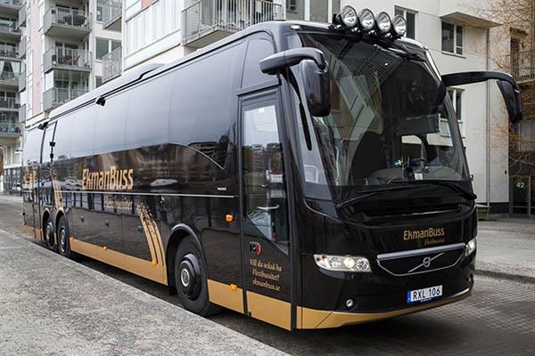 ekmans buss hyra buss