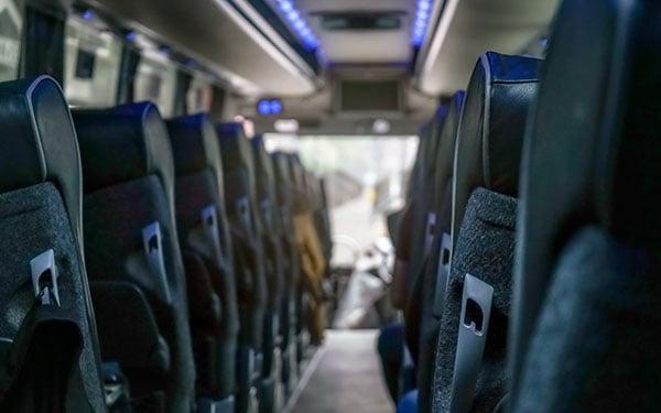 hyra buss västerås