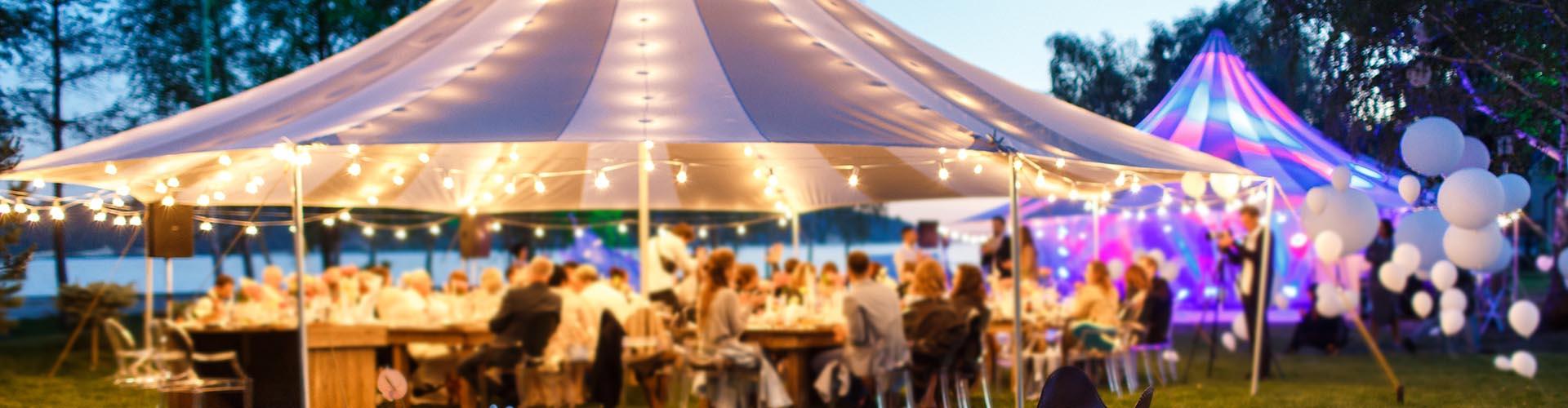 Hyra Partytält Stockholm | Tält till alla typer av fester