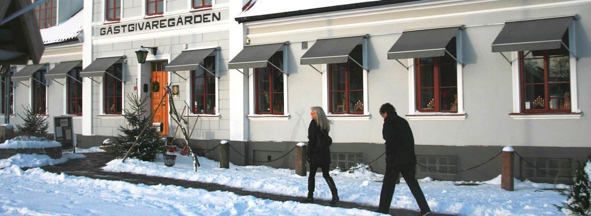 Julbord i Skåne? Välkommen till Staffanstorps Gästis