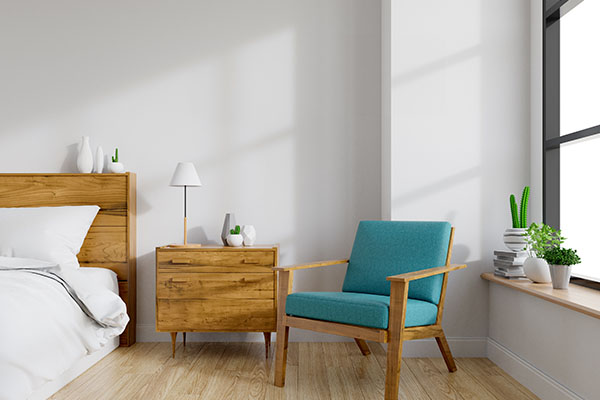 trött på färgen i sovrummet låt oss måla om din lägenhet i Täby