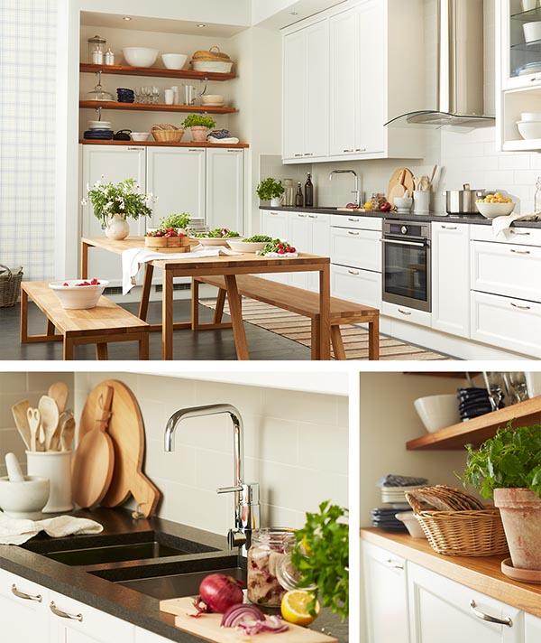 våra snickare anpassar för ditt kök