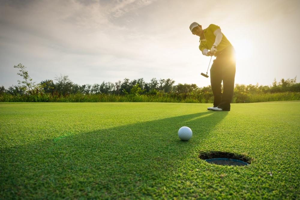 På Hooks Herrgård kan du konferensa och golfa