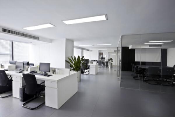 Modern kontor