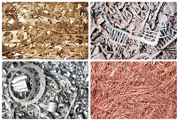 metall för återvinning i Stockholm