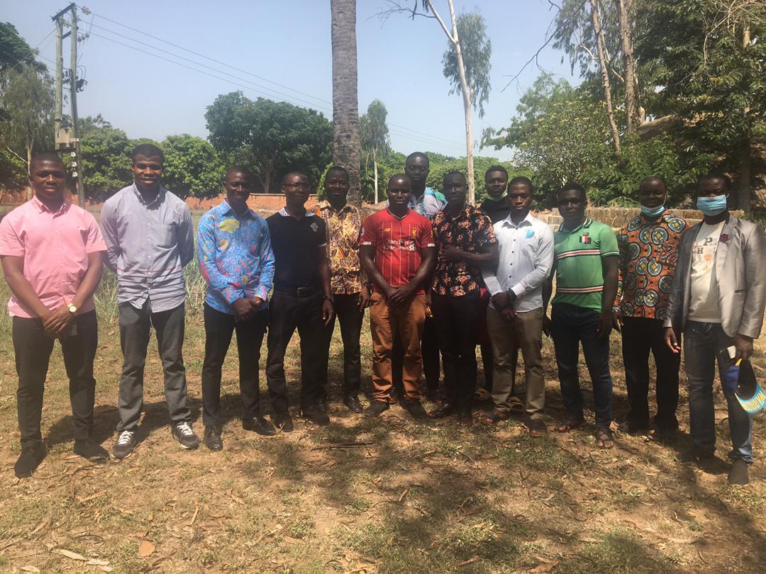 Seminarians Visit