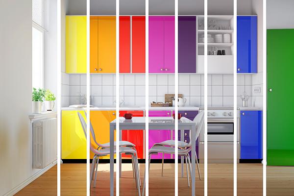 färgprov kök