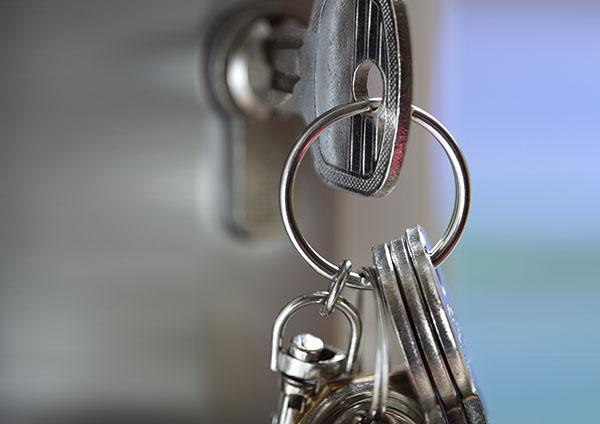 Låssmed Göteborg, nycklar i lås