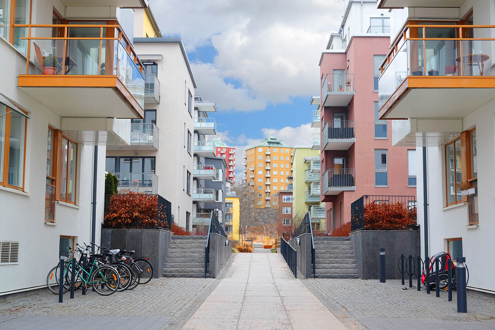 Låssmed i Stockholm är även experter på passagesystem.