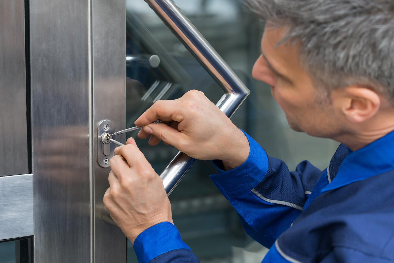 Vår låssmed i Stockholm är licenserad och auktoriserad,