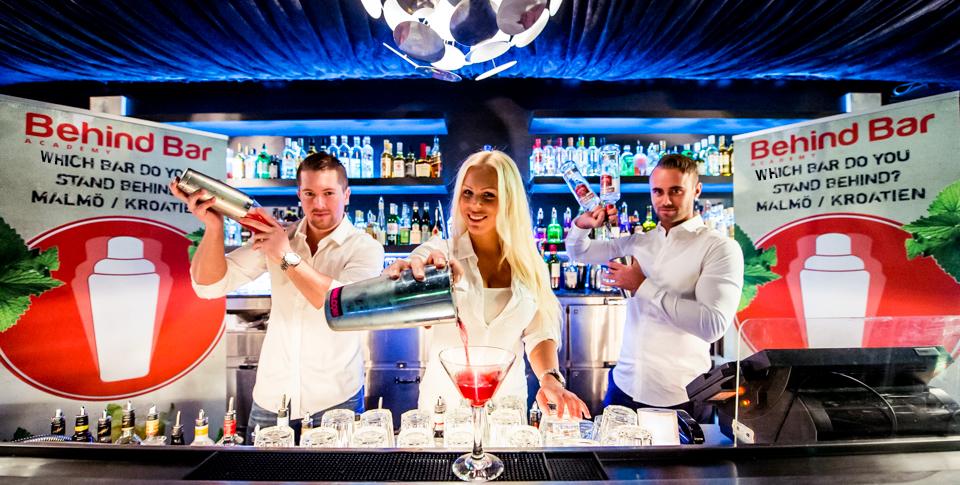Bartenderutbildning Malmö
