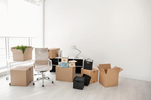 Mindre kontor redo att flytta