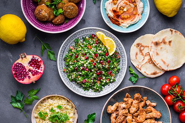 libanesiska grillspett