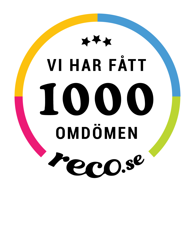 Mäklare Karlstad 1000 omdömen reco