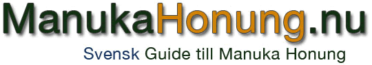 Manuka Honung - Information om Manukahonung - ManukaHonung.nu