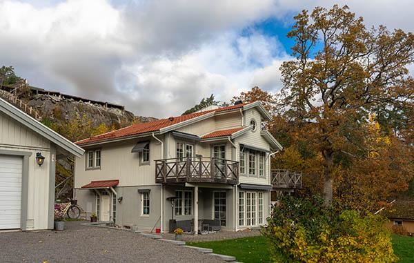 villa markarbeten Uppsala