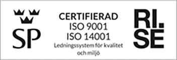 Markentreprenad i Stockholm med ISO-certifiering