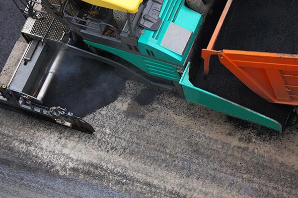 asfaltsarbete