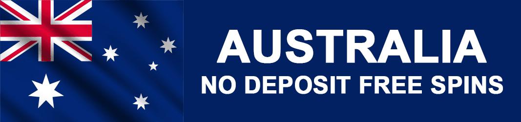 Australia no deposit free spins