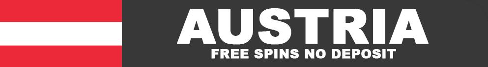 Free spins no deposit Austria