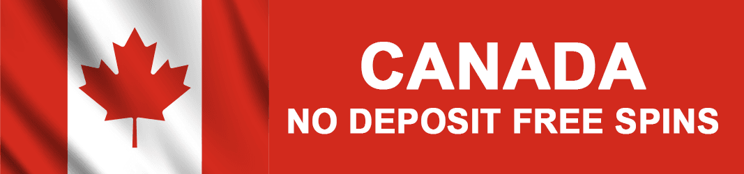 Canada no deposit free spins