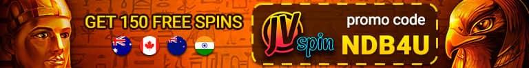 Exclusive JVspin bonus