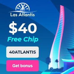 Las Atlantis bonus