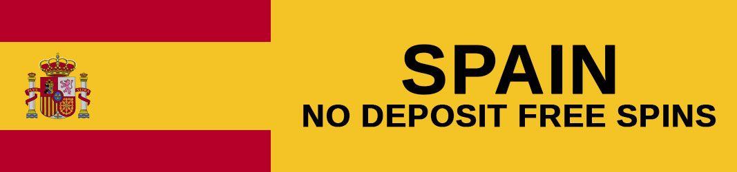 Spain no deposit free spins